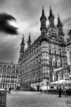 The Town Hall HDR by AyseSelen