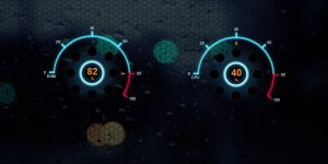Rainmeter dials concept *coming soon by TomGrooby