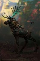 vehicle - Alces by SergeyDemidov