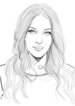 Kat Dennings by Golden-Plated