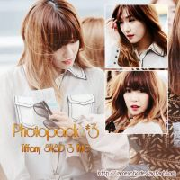 Photopack #3 Tiffany SNSD by IAmExotic