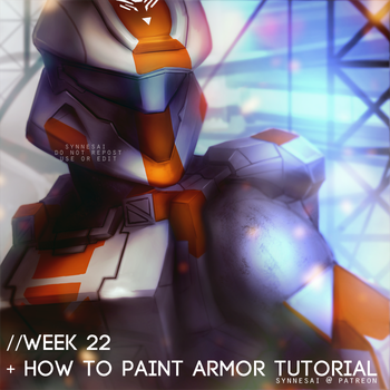 Armor Up! by Synnesai