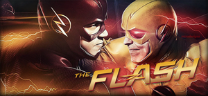 Flash VS Reverse Flash by MISA0710