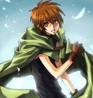 SW: Syaoran by silvair