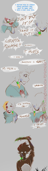 RAM AU: Encounter with C137 Part3 by keary