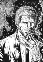 CONSTANTINE INKS 2015 by barfast