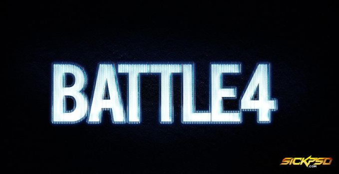 Battlefield 4 Free Photoshop Style by Industrykidz