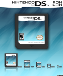 Nintendo DS Rom Icons by RaiderXXX