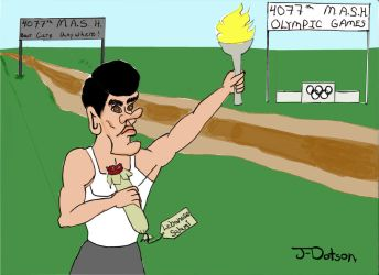 M.A.S.H. Olympics by JDOTSON