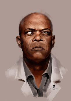 20160224 Samuel L. Jackson psdelux by psdeluxe