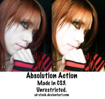 Absolution Action by sd-stock
