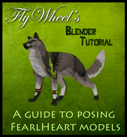 FeralHeart Blender Tutorial by FlyWheel68