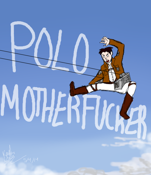 MARCO POLO by honking-capricorn