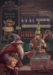Ottolf's Handy Manual of Everyday Magic by Rucalok