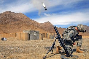 60 mm Mortar by MilitaryPhotos