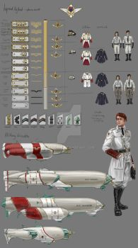 Imperial Airfleet Reference Sheet by Feivelyn