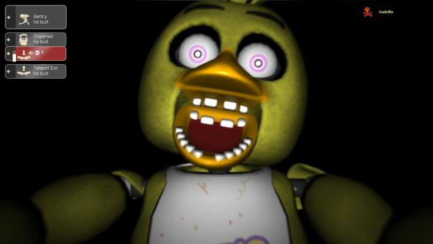 Hi chica by Mastersword96