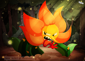 CH - Extreme pollination by Amanddica