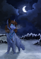 Before The Storm by HermiTheHusky