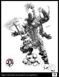 Spawn The Blackheart by Doarted