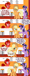 CMSN: Jasper APPLE Pie?! by JasperPie