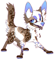 Revived Wolf Adopt   OTA CLOSED by DvrkSide