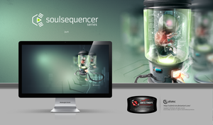 Soulsequencer Series Hemocyte Green by submicron