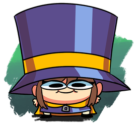 The Fun of Drawing - Hat In Time by SrPelo