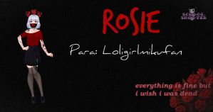 Rosie PACK by School-shooter by School-shooter