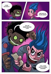 Comic Test by thedarkgecko