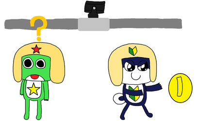 Request: Gather Coins(Keroro Version) by SuperAwesomeHamtaro