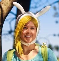 Fionna and Cake by RodneyJGPhotos