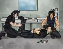 Operation Noctis 15 by Carnath-gid