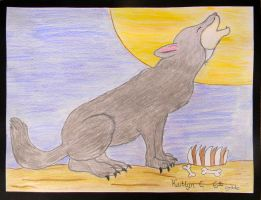 by Kaitlyn Chu - 6th grade by DH-Students-Gallery