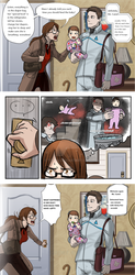 DBH -Leaving the baby by WinterSpec