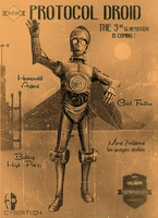 C3PO Advertising by Aste17