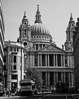 St Pauls - London by UdoChristmann