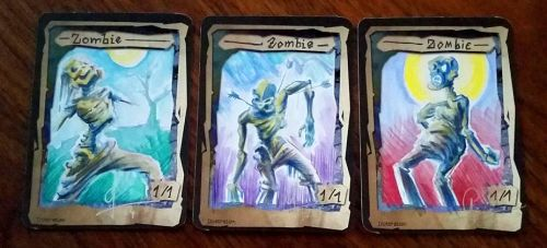 Token Zombies by GernodGayk