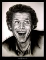 Will Ferrell by lucidity69