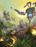 Iron Giant Sequel? by Hominids