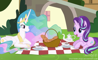 Royal Picnic by ShutterflyEQD