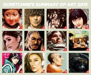 summary of art 2015 by scretchme
