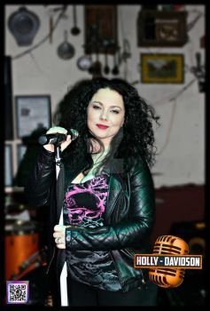 The Holly Davidson Band Photo By VisualEyeCandy by VisualEyeCandy