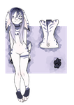 Cat-bunny mix furry auction (CLOSED) by SilverFeather-Adopts