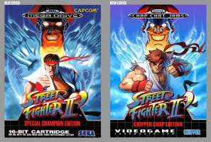 ChipperChapChatJAMS - Street Fighter II' Collab by theCHAMBA