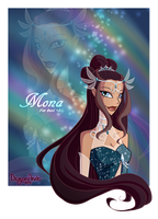 Mona Enchantix by DragonAnalei