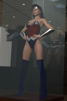 M.E. 18 - New costume on display by MndlessEntertainment