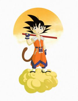 Son Goku by korbindai