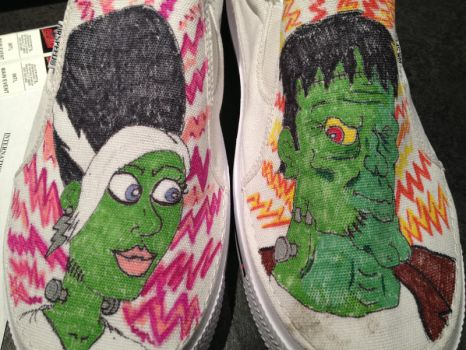 monster kicks by mikeydoy