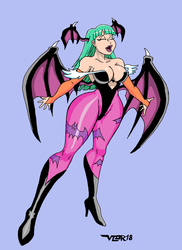 Morrigan 4 by CaptainAp60